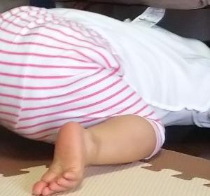 一歳半、耳鼻科で初めての耳掃除。家で掃除する必要性は。