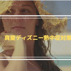 【熱中症対策】真夏のディズニーランド・シーの暑さ対策5選【元キャスト解説】