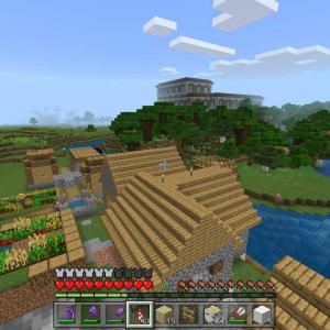 #243 森の洋館に村を作りました~(*´ω`*)