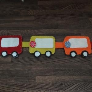 2歳半からのボタンかけ!練習おもちゃを作ってみた!