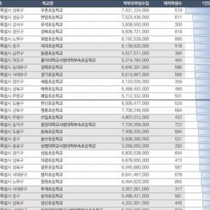 韓国の私立小学校っていくらかかる?