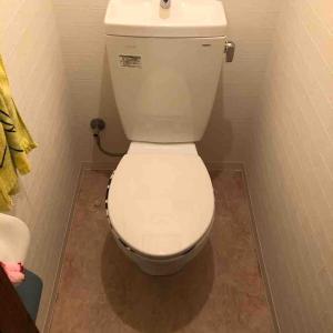 八幡市 トイレタンクからの水漏れ お任せ下さい‼️