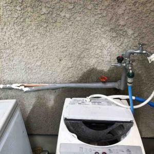 京都市下京区屋外給水管水漏れお任せ下さい‼️