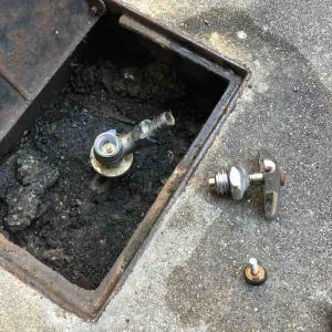京都市右京区屋外散水栓水漏れお任せ下さい‼️