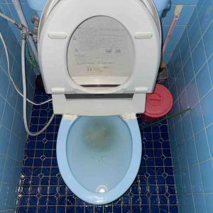 宇治市トイレ排水詰まり流れないお任せ下さい‼️