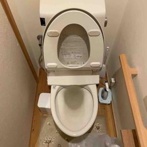 八幡市トイレ排水詰まりお任せ下さい‼️