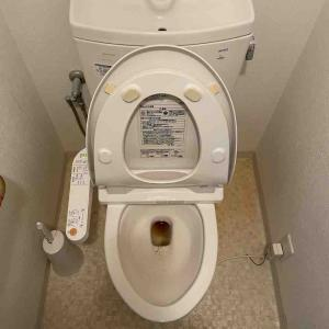 城陽市 トイレ詰まり オムツ 異物流した お任せ下さい‼️