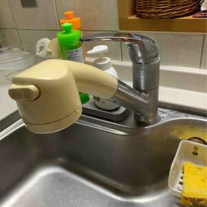 京都市上京区 キッチン 蛇口水漏れ お任せ下さい【グットプラマー】