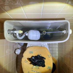 京都市西京区 トイレ レバー空回り お任せ下さい【グットプラマー】