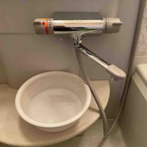 亀岡市 浴室 蛇口水漏れ お任せ下さい【グットプラマー】
