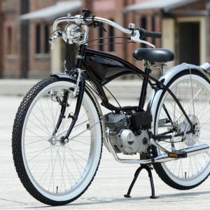 モペット(ペダル付き原動機付自転車)にウィンカーはいるの?