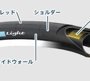ランバイク/幼児用自転車のタイヤのサイズ表記について
