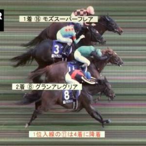 【写真判定】中京11R高松宮記念(3/29)