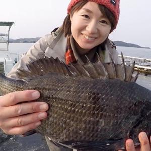 【ちぬ倶楽部】牡蠣とダンゴの併用で取材釣行!