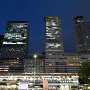 名古屋駅のタワー3本