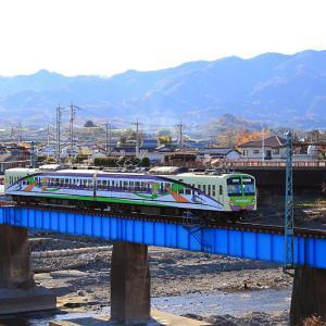 上州の地で出会った広告電車はカオスだった