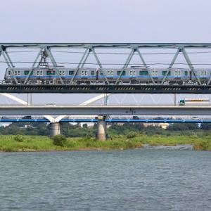 新しい時代の風が相模川を渡ります