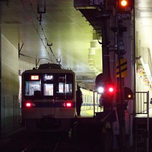 町田駅にて7つの灯火