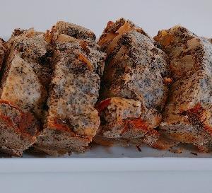 この季節に美味しい手作りりんごジャムの作り方とパウンドケーキ・市販のりんごジャムで簡単食パン。