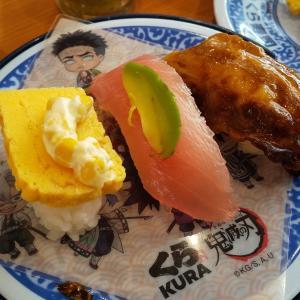 Gotoくら寿司でポイントのお得連鎖♡