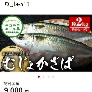 メルペイ1万円還元でふるさと納税しました(๑´ڡ`๑)