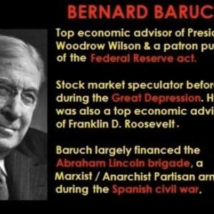 バーナード・バルーク