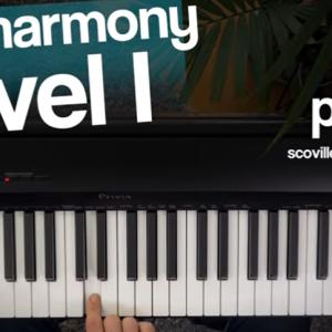 """7つのレベルでジャズハーモニーを学べる動画:""""7 levels of Jazz Harmony"""""""