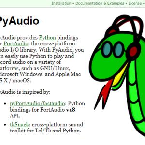Windows+Python 3.7, 3.8, 3.9, 3.10 でのPyAudioのインストール方法・エラー対処