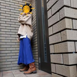 真冬のスカートの下問題とブログ月間10万PV達成の御礼
