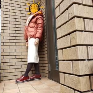 暖か素材で美シルエット!冬の仕事服はPLSTのウォームリザーブタイトスカート