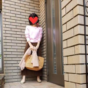 【ユニクロ巣ごもり仕事服】アポロチョコ配色でZoom映え!