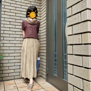 エレガントで楽ちんなスカートパンツは大人にこそおすすめ!