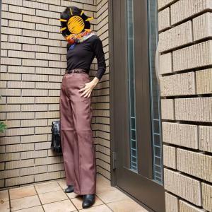 【大人のワイドパンツ選び】後ろ姿をチェックせよ!!