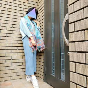 【UNIQLOで春支度】3Dコットンセーターとスカートパンツ購入レポ