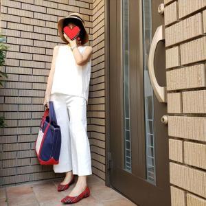 涼しげなリネンの服で熱中症になりかけた話【年をわきまえよ!】