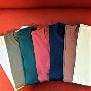 セールでget!ユニクロUTシャツ全色見せ アラカンが着るユニクロ82