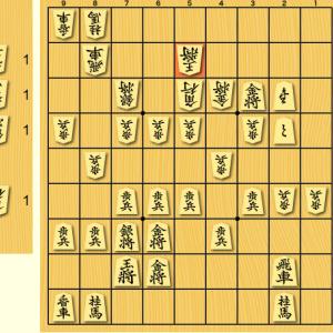 駒落ちの経験が活きた棋譜紹介~先手藤井矢倉(脇システム)~