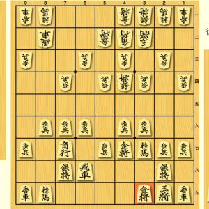 右ミレニアム実戦譜(vs舟囲い力戦)