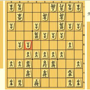 次の一手で覚える矢倉定跡~参考棋譜 矢倉vs早繰り銀(応用)~