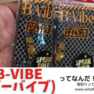 ビーバイブ(B-Vibe)ってなんだ!?縦釣り大会でバイブが大活躍…!?