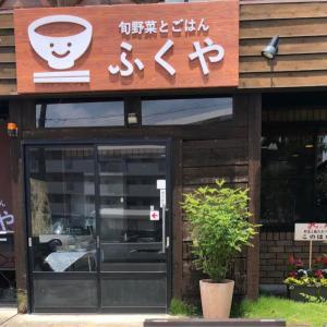 岡崎岩津町に旬野菜とごはん「ふくや」というお店が開店!