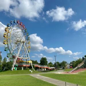 堀内公園は無料で遊べる公園!遊具、駐車場、イベント、お得な情報まとめ!