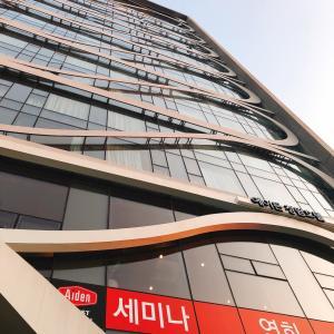 SEOUL コスパ最高の新しいホテル!@エデン by ベストウェスタン チョンダム①