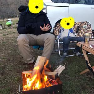冬キャンプの服装はどうすれば!?防寒コーデ紹介