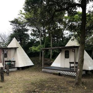 GWは九十九里シーサイドオートキャンプ場へ!【レポ前編】