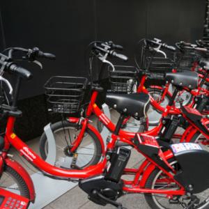 自転車シェリングで効率よく移動と軽い運動も~大切なのは、体験価値~