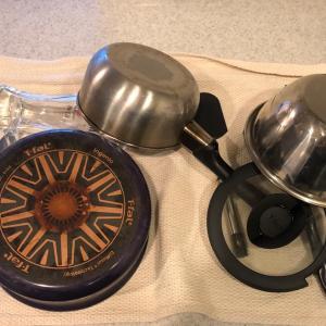【やめてよかった】洗い桶と水切り。ジョージジェンセンのティータオルで毎日スッキリ