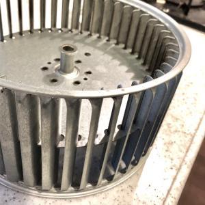 【大掃除30分】換気扇を食洗機に入れるのに抵抗がある方へ〜シロッコファンの漬け置き洗い〜