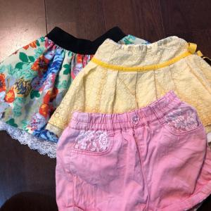 【てばなす5分】子ども服6着手放します。私たちは無意識に好きな服を選んでいる