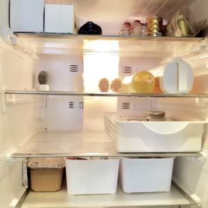 【使い切り生活】冷蔵庫が「がら〜ん」な日はありますか?